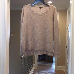 Eileen Fisher oatmeal sweater (ml)